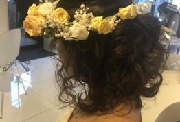 今日の花嫁様