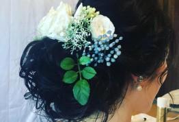 本日の花嫁様