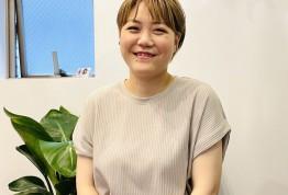 女性スタイリスト小原章代編  2021夏のプチイベント<スタッフ紹介ブログ&動画>