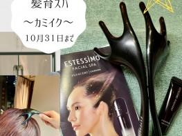 プレゼント企画延長します!! <髪育SPA〜カミイク〜> 女性スタイリストの美容室プルースラウンジ