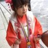 冬のカラーは原宿・表参道女性のみの美容院PlusLoungeのブログ「御祝☆七五三のヘアスタイル」
